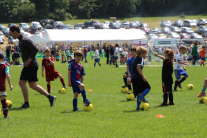 bejsc football u6s